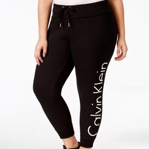 NWT Calvin Klein Performance Jogger Sweatpants